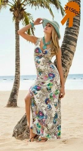 Платье макси платье с принтом пейсли Apart