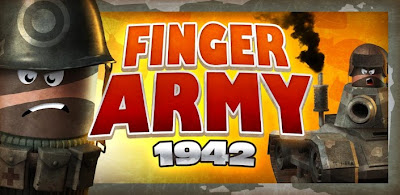 Download Finger Army 1942 v2 Apk Full Free