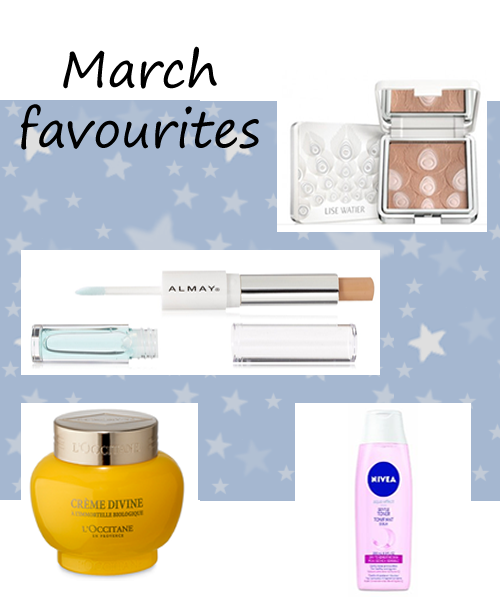 Just J: my favourite skincare and makeup products for March