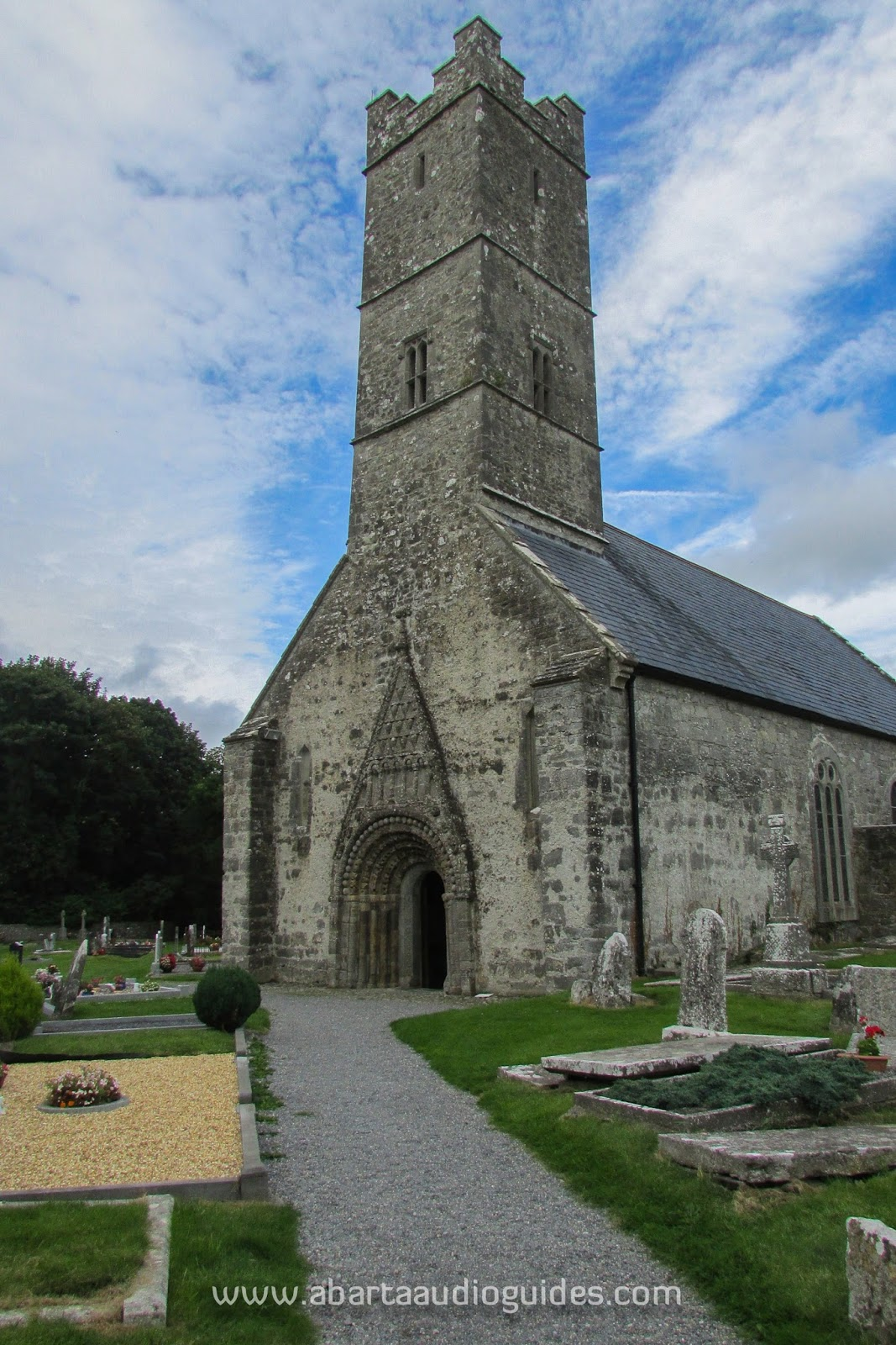 Clonfert Cathedral Ireland Clonfert Cathedral in County