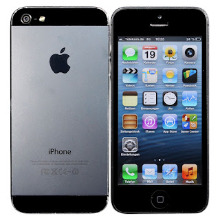 Apple iPhone 5 - 16 GB - Hitam