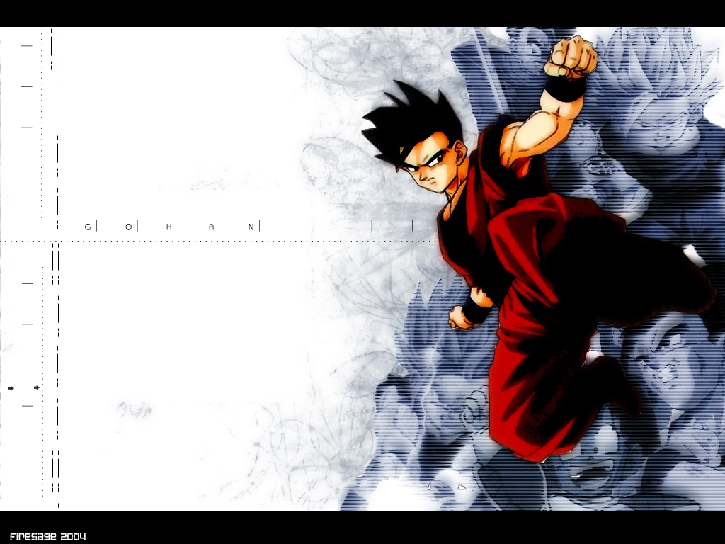 Dragon Ball Z New Desktop Backgrounds