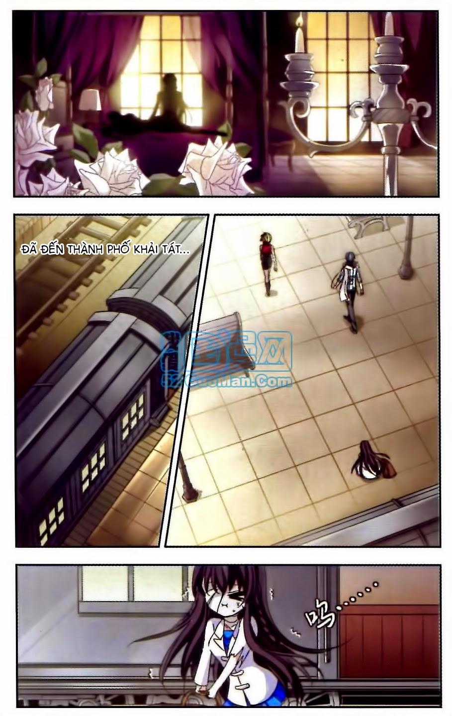 Huyết Tộc Cấm Vực chap 10 page 18 - IZTruyenTranh.com