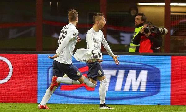 AC Milan Raih Hasil Imbang