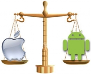 iPhone 6 vs Galaxy S4: Android vs iOS7