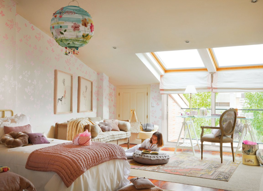 10 reformas de habitaciones de niños10 stunning children ...