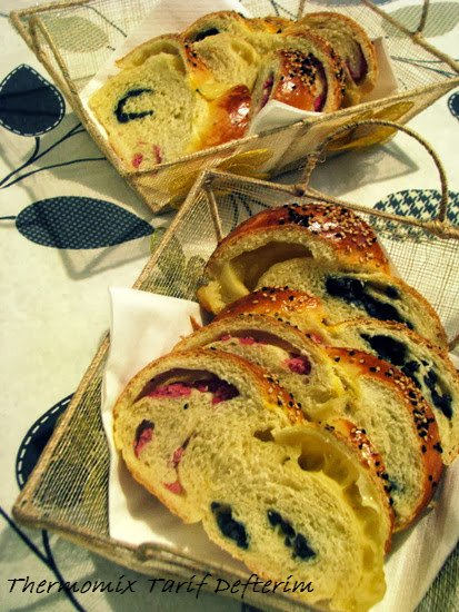 Plait Bread with Thermomix