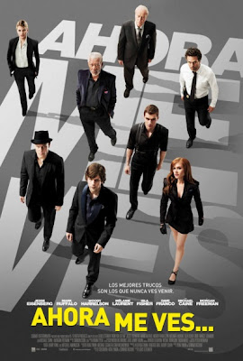 Descargar Now you see me