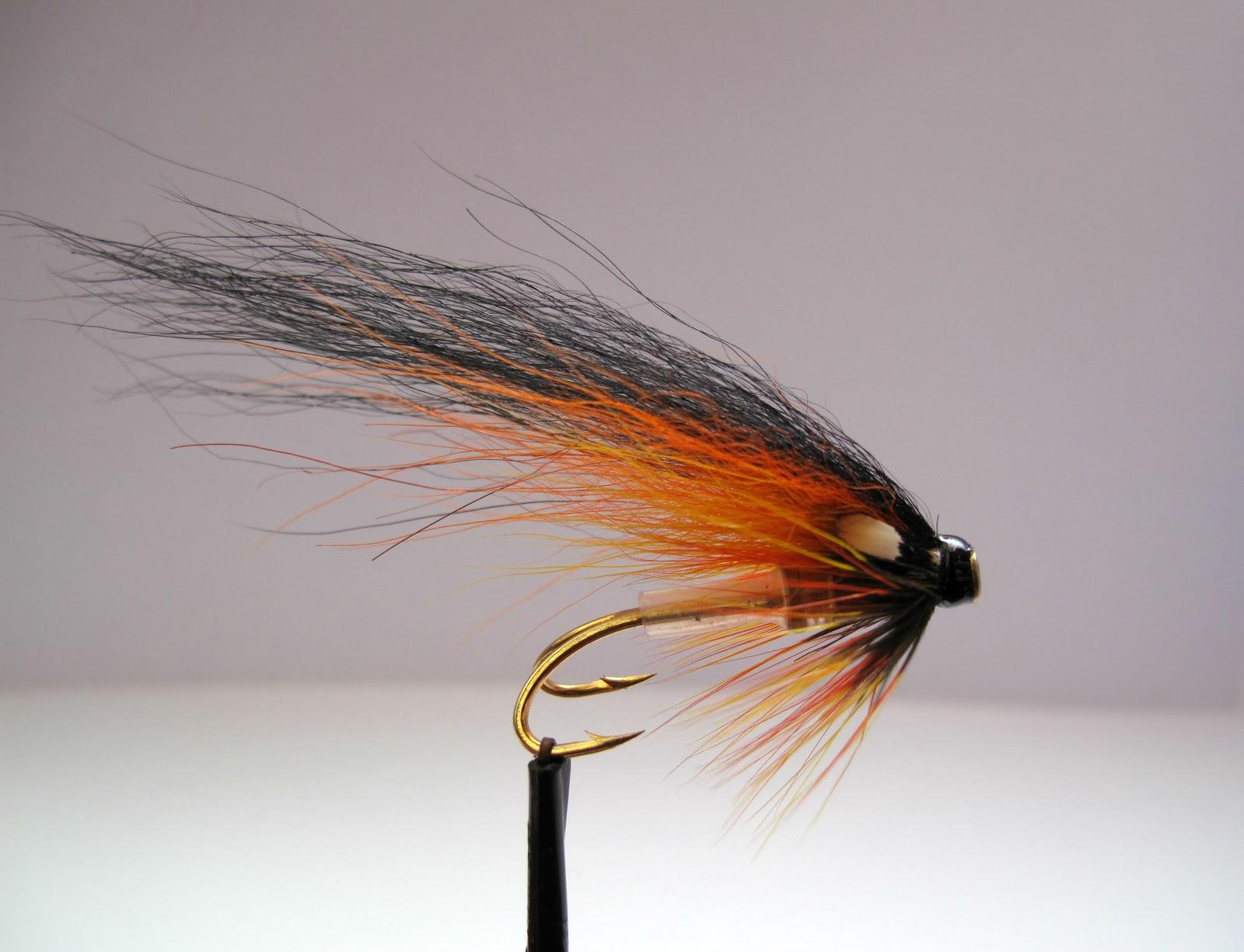 Salmon flies november 2011 for Salon fly