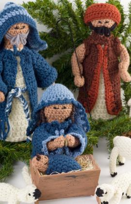 5 Free Printable Nativity Sets for Kids - UCreate