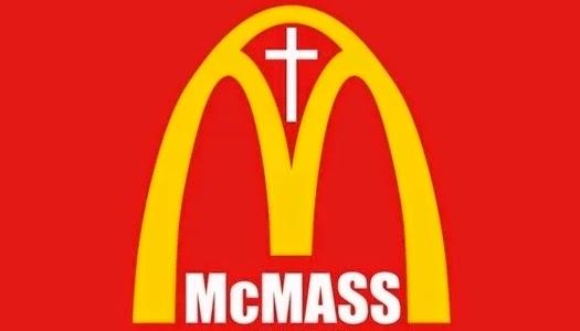 Plano para construir McDonald na igreja para atrair as pessoas para adorar