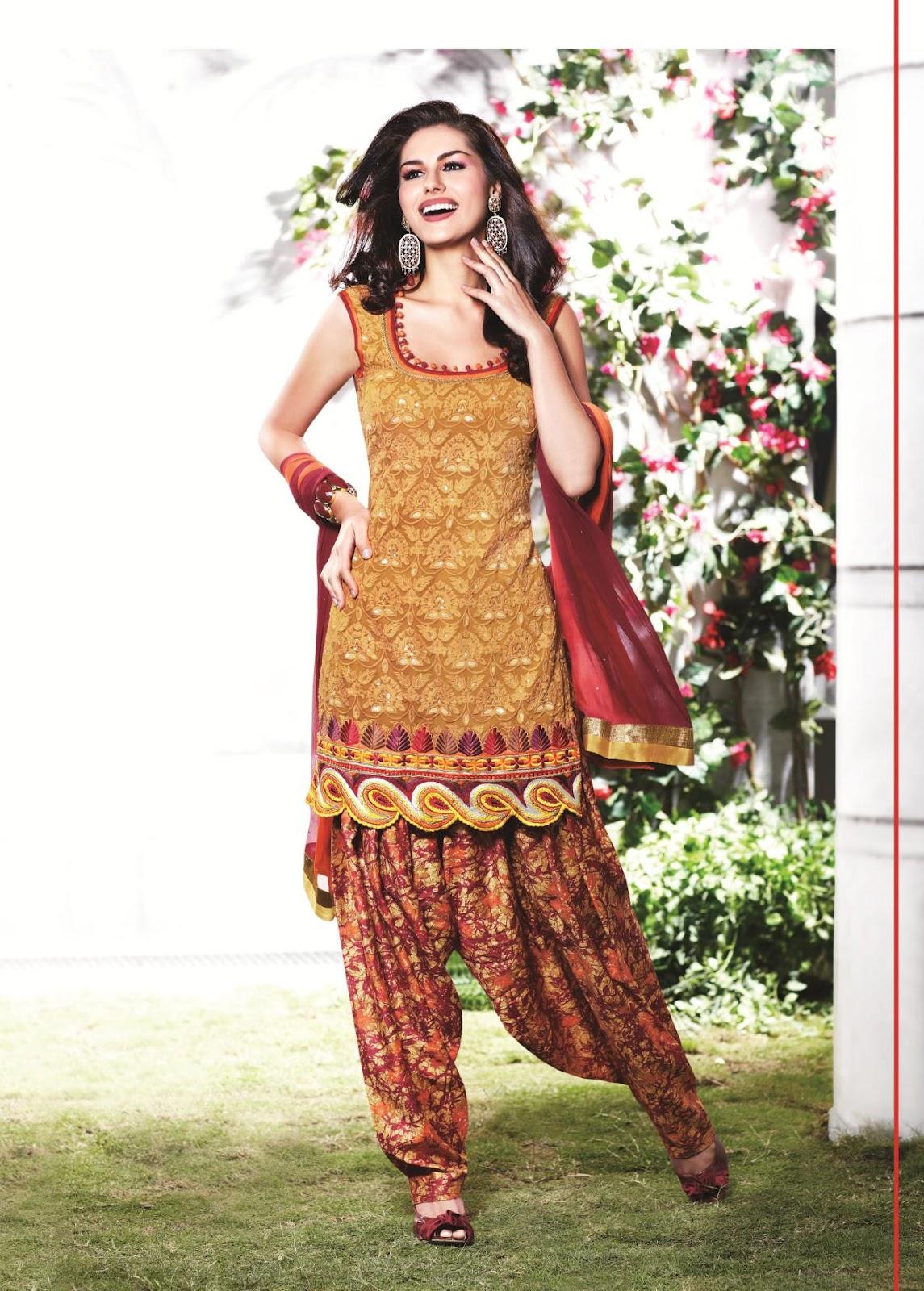 Latest Fashion In Salwar Kameez Punjabi | Beautiful Collections