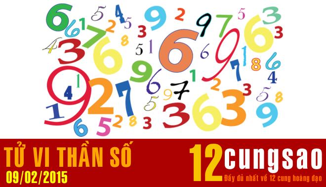 Tử vi Thứ Hai 9/2/2015 - 11 Thần Số hàng ngày