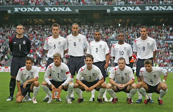 england football latest