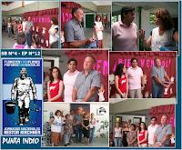 La Cámpora Punta Indio en las Jornadas NK recibieron un agradecimiento