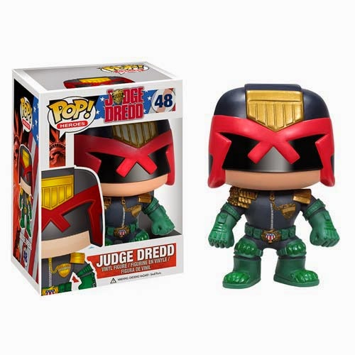 Funko Pop! Judge Dreed