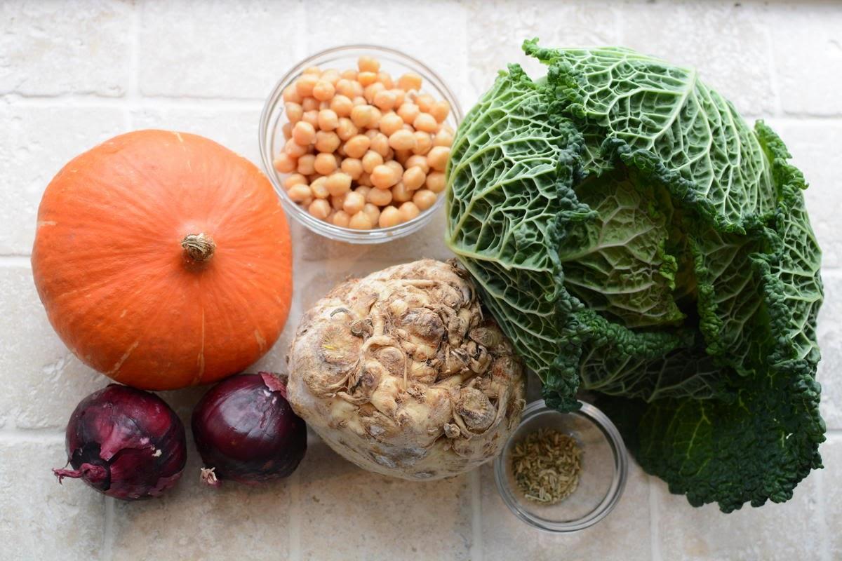 how to prepare celeriac for cooking