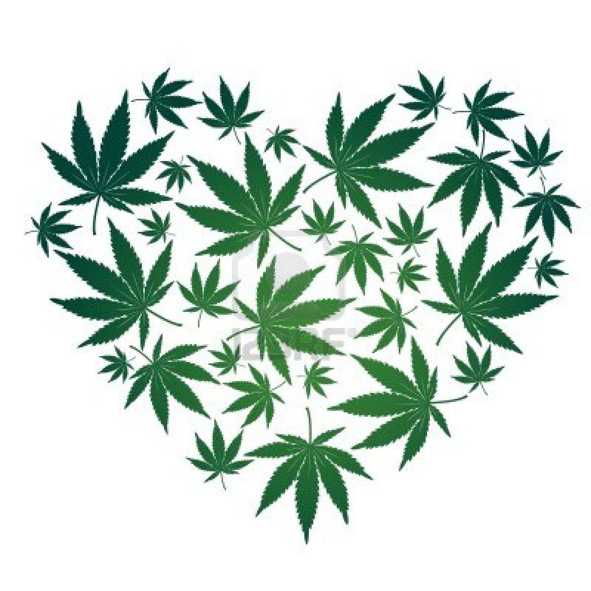 dibujo marijuana: