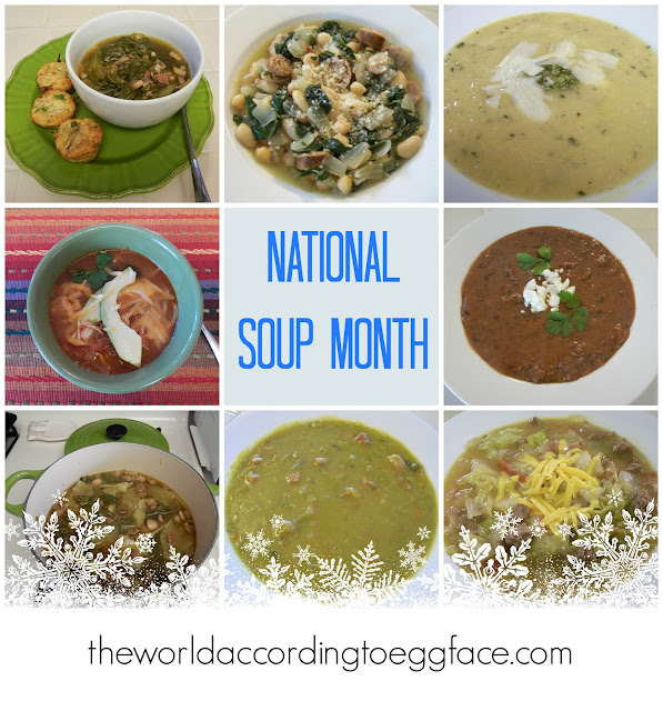 Eggface%2BNational%2BSoup%2BMonth%2BRecipes Weight Loss Recipes National Soup Month Recipe Round Up