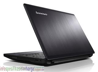Harga Lenovo IdeaPad Z580 Laptop Terbaru 2012