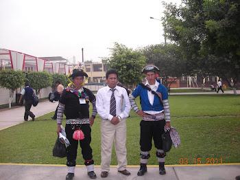 alcaldes de Centros poblados del Perú