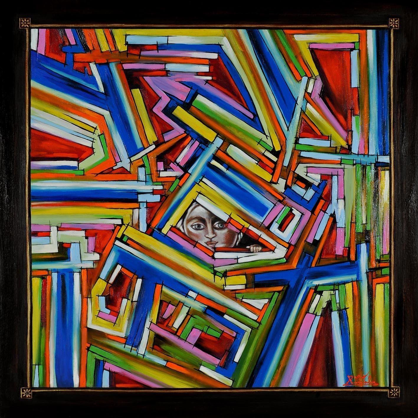 Gut gemocht Peintres Contemporains Célèbres VW93