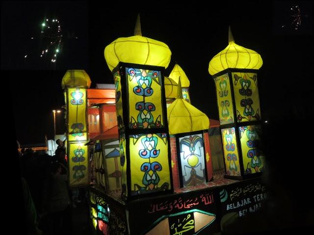 Festival bagarakan sahur banjarbaru di tiadakan