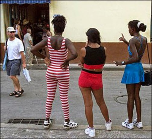 prostitutas de lujos putas cubanas