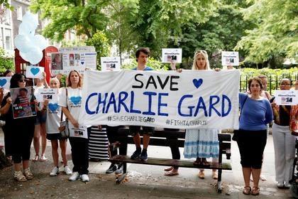 Preghiamo per Charlie