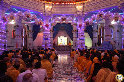 Prem Mandir Vrindavan anniversary with Jagadguru Kripalu Ji Maharajji