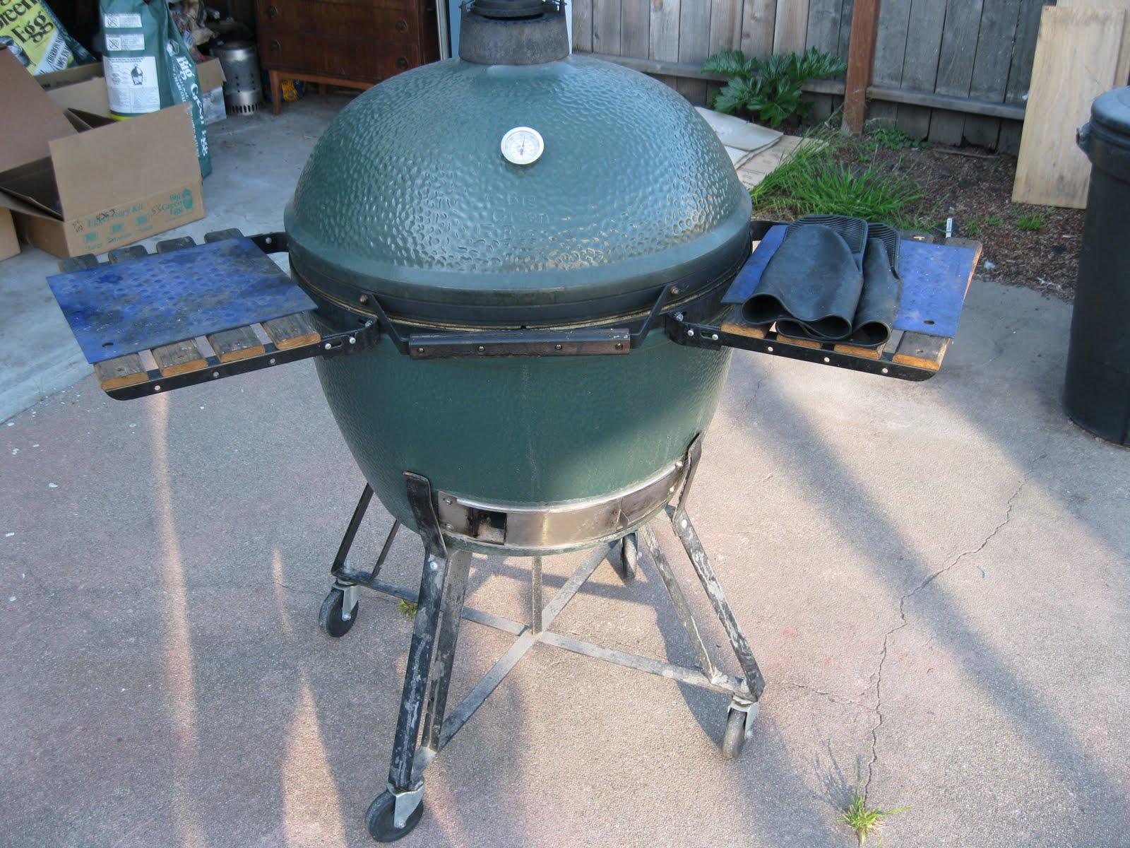 Kevin Mac Cooking: Steak on the Big Green Egg