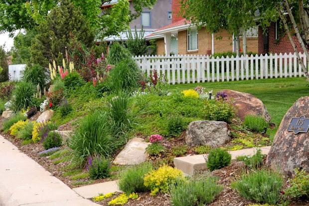 easy cheap garden ideas