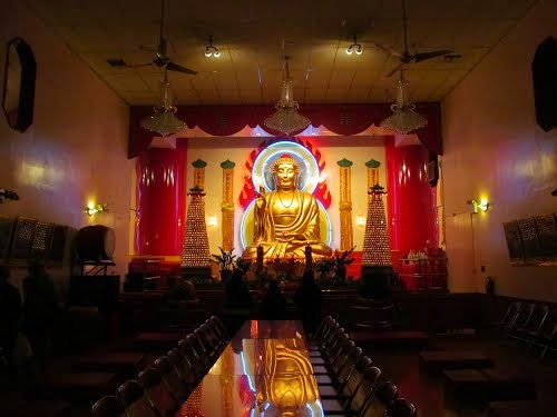 New York City Mahayana Buddhist Temple