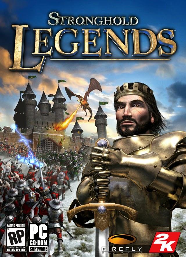Download Game Stronghold Legend Full version [BUY 10.000]