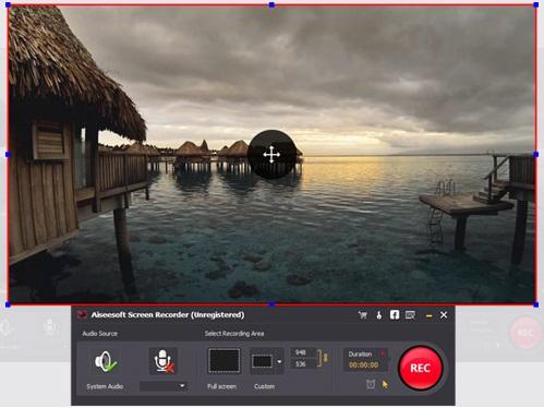Aiseesoft Screen Recorder 1.0.12