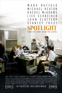 Spotlight (2015) - Movie Review
