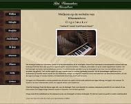 Website Wimmenhove Orgelmaker