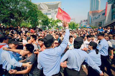 China mahu berunding isu pulau