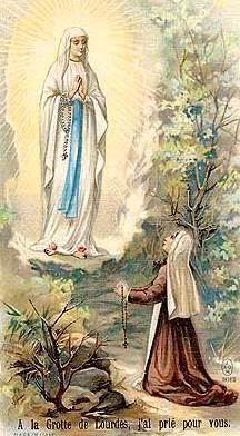 Aparición de Nuestra Señora de Lourdes