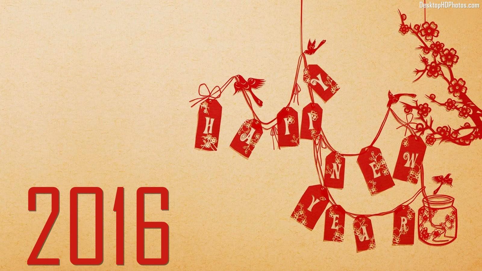 Ảnh chúc mừng năm mới 2016 chúc tết Bính Thân ý nghĩa