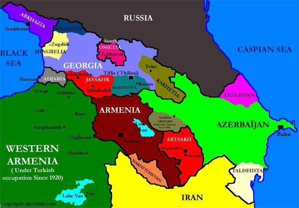 Карабахская карта властей Азербайджана и талышские верующие