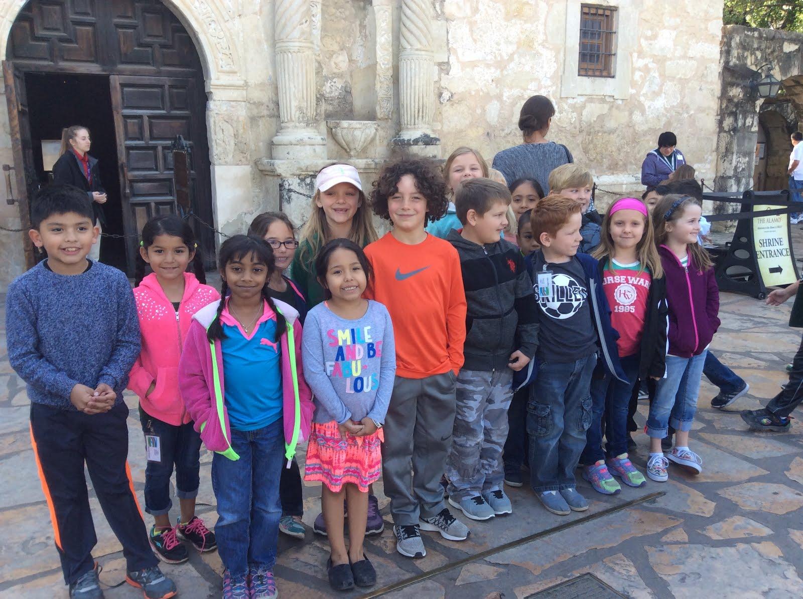 Alamo Field Trip