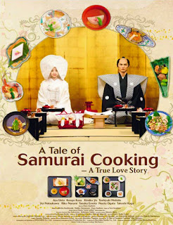 A Tale of Samurai Cooking: A True Love Story (2013)