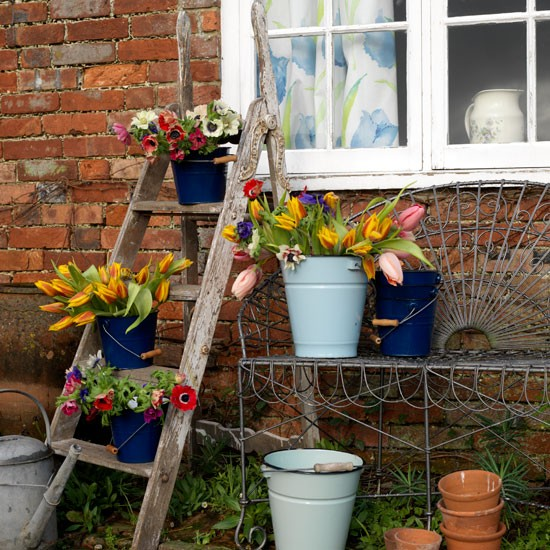Um jardim para cuidar jardins em vasos porque n o for Arreglar un jardin abandonado