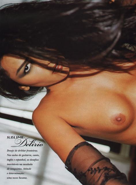 Suzana Alves Tiazinha Playboy