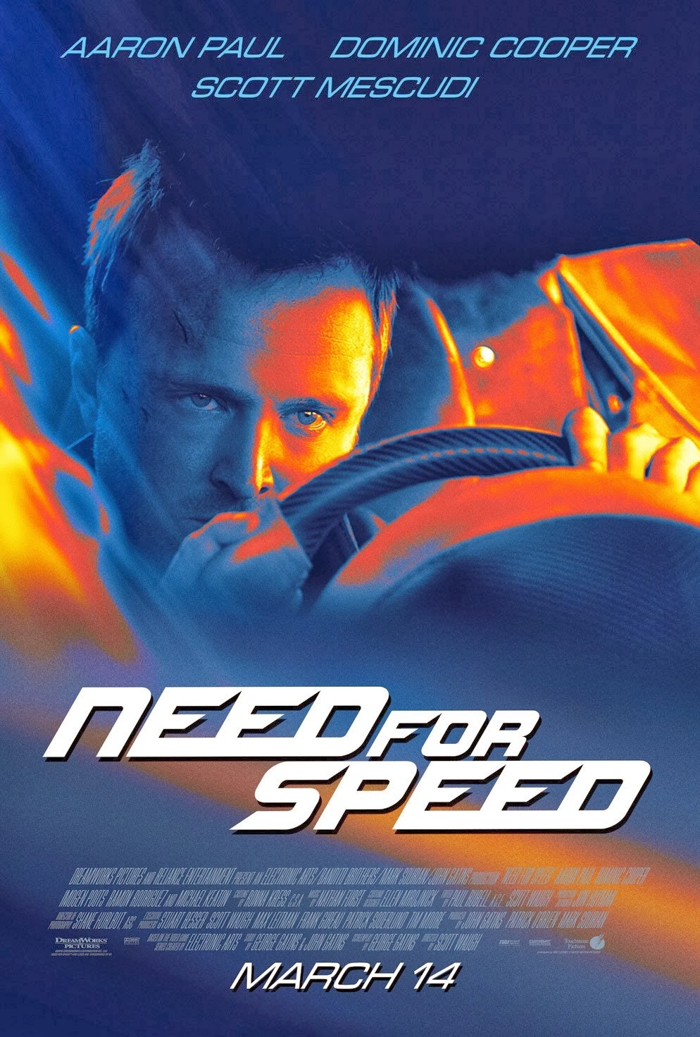 Need for Speed – 2014 – Online Dublado