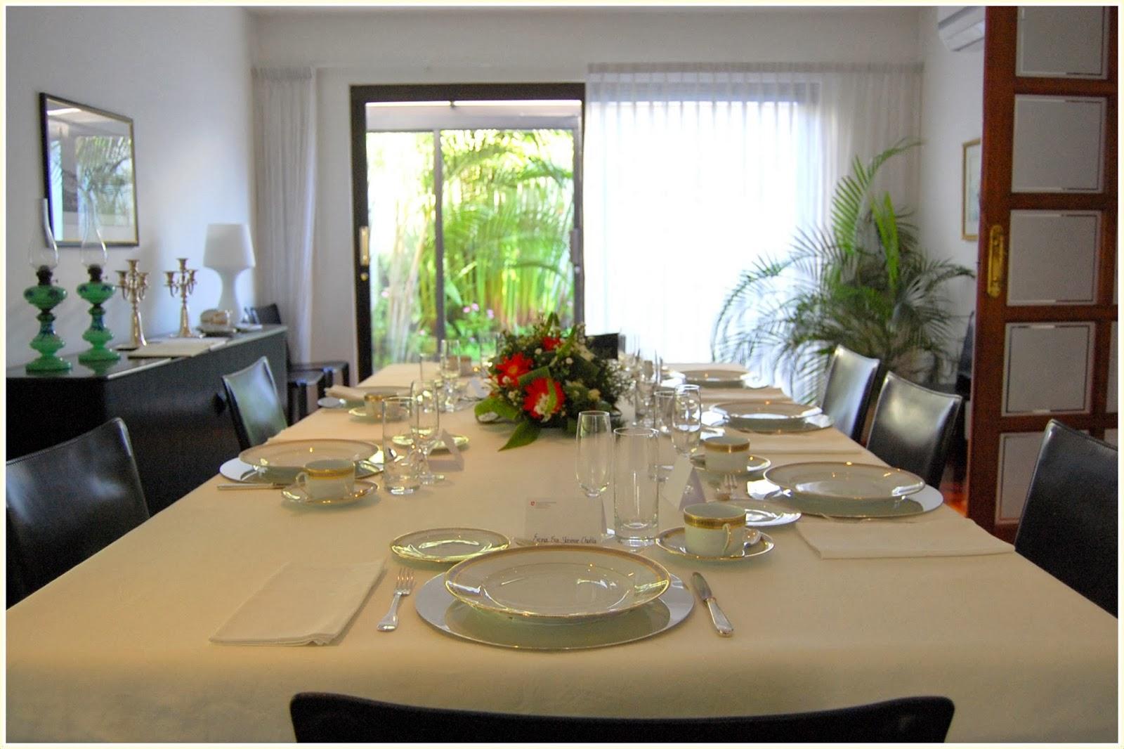 La terrasse french cuisine prestaci n de chef a domicilio - Chef de cuisine en suisse ...