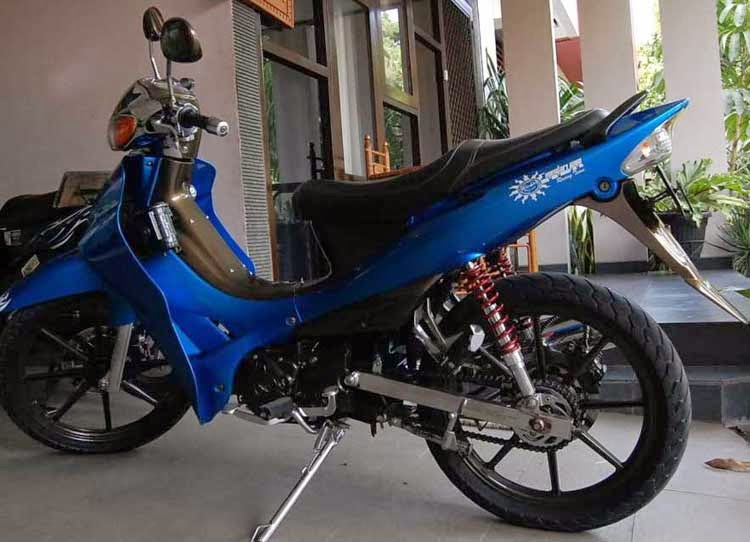 Modifikasi Jupiter Z 2004