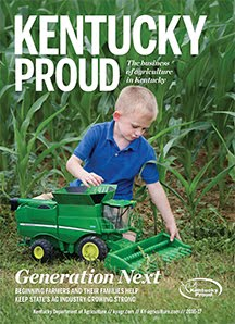 Read the Kentucky Proud Magazine