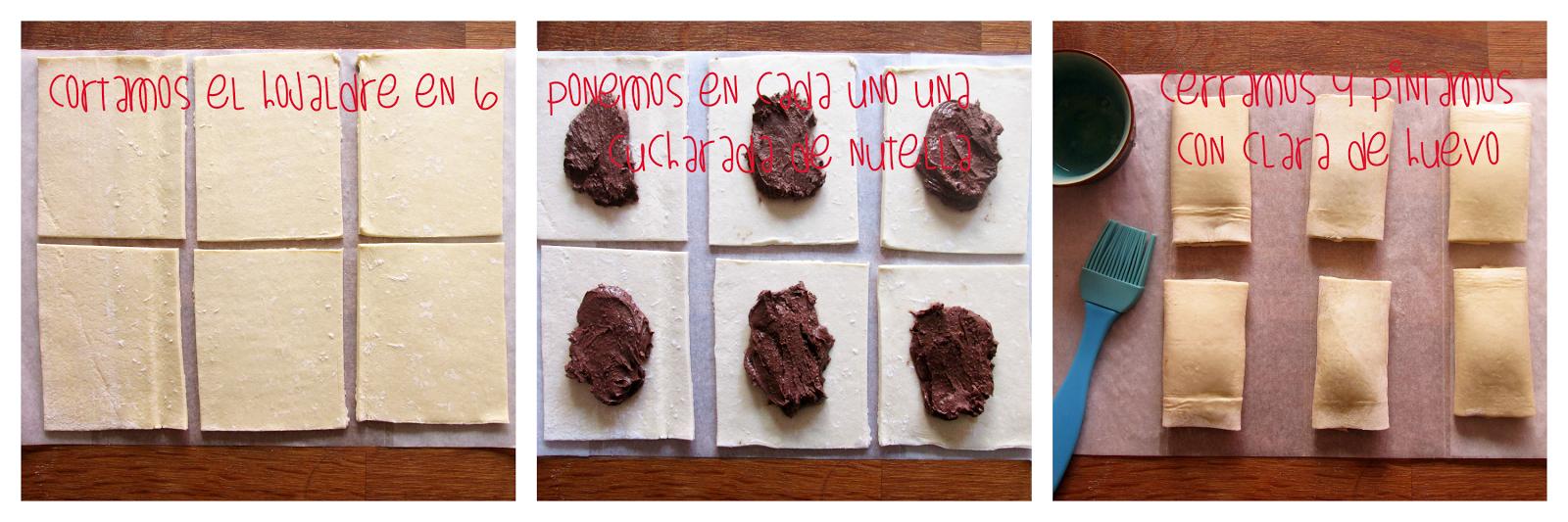 Napolitanas de Chocolate Caseras Paso a Paso